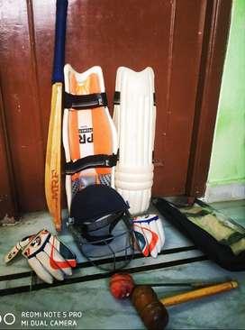 Cricket kit totally
