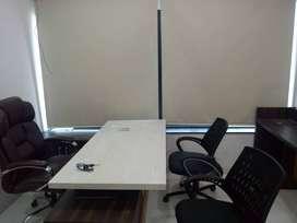 lavish fully furnished office in vadodara