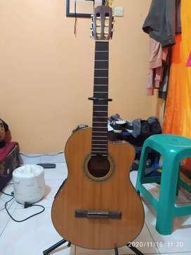 Gitar Nilon cort SFX E NS LIKE NEW