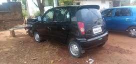 Hyundai Santro 2003 Petrol Well Maintained