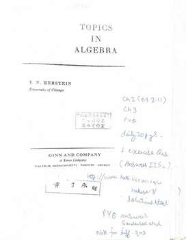 Upsc maths optional books (binded printed pages)