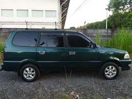 Dijual BU Kijang LGX bensin tahun 2000