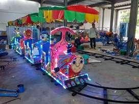 Kereta lantai odong mini coaster ND