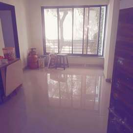 1bhk new flat available on rent 12k in Dombivali west.