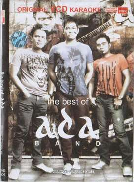 VCD The Best Of ADA Band