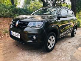 Renault Kwid 1.0, 2016, Petrol