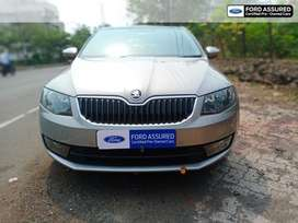 Skoda Octavia 1.8 TSI AT Style Plus, 2017, Petrol
