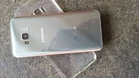 Samsung S8 plus silver Exchange with Note 8