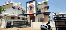 3Bhk New Villa Sale Thevakkal Kakanad 52 Lakhs
