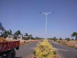 Near SHAMSHABAD AIRPORT
