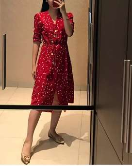 Delia Dress Polkadot