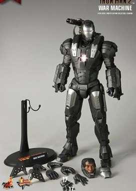 Hot Toys War Machine mark 1 Ironman 2