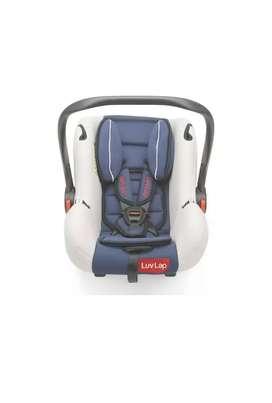 Infant car seat cum carry cot