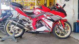 Honda cbr250rr ( full modif )