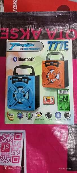Speaker Bluetooth Tekyo 777E by GMC