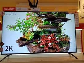 4K ANDROID TV 70INC SHARP bisa dicicil TANPA KARTU KREDIT
