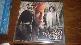 Film cakram Laserdisc the hand that rock the cradle