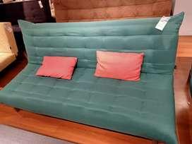 Sofa bed bisa dicicil cukup bayar 199rb gratis 1x angsuran