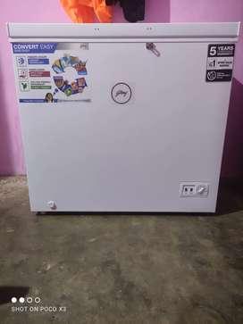 Urgent sale/ freezer godrej /1 month old