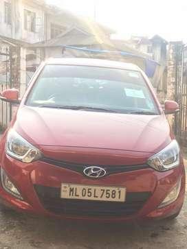 Hyundai i20 2014 Petrol Good Condition