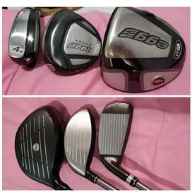 Driver wood rescue Golf PRGR