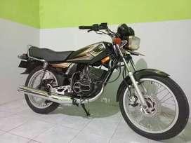 Yamaha rx king 2003 modif SE