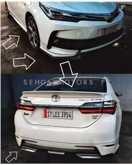 Toyota Corolla Bodykit 2015-2020 complete available