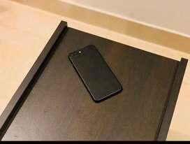 Iphone 7Plus 256gb jetblack