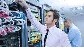 Network Engineer Job.