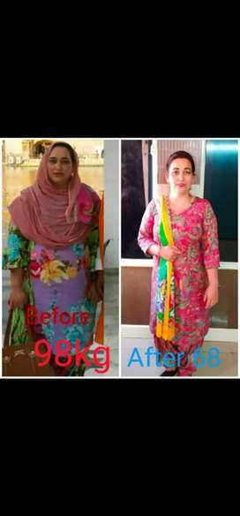 Weight loss ( no weight loss 100% money back guaranty)