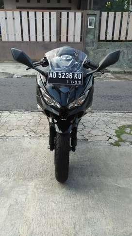 FOR SALE KAWASAKI NINJA 250cc FI