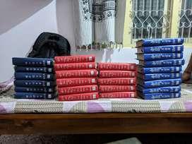 Hindu scriptures in kannada - complete set
