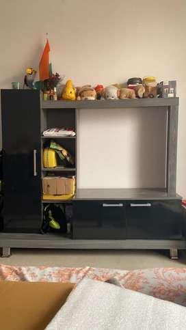 Brand new TV Unit with storage