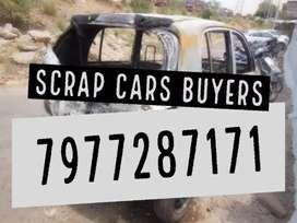 We buy scrap cars old cars in best price