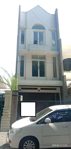 Dijual RUKAN / RUKO Sudah Renovasi di Darmo Satelite, Sukomanunggal Su