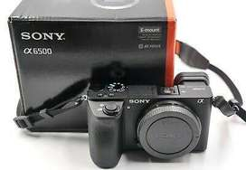 Sony a6500 body only