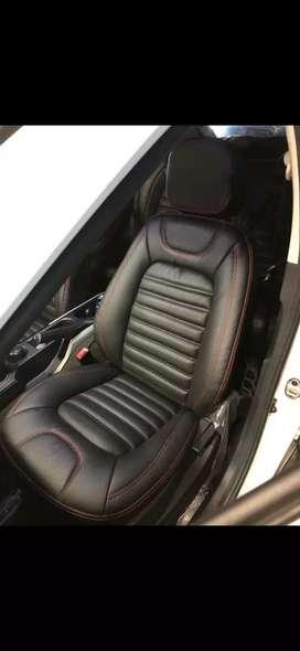 Tata Nexon seat covers naapa leather