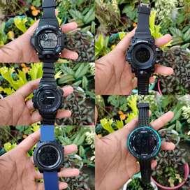 Jam tangan digital import HON** **6
