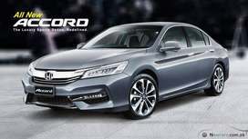 get honda  accord on easy monthlly instalment