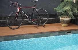 Sepeda road bike helios 600 full carbon