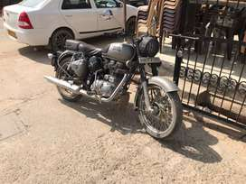 Sell my bike 120000/-