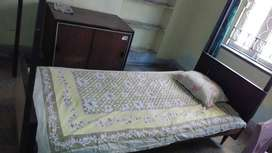 furnished PG accommodation for working men in AE Block,Salt lake