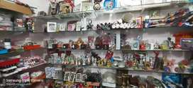 Stationery and sports shop and items for sale