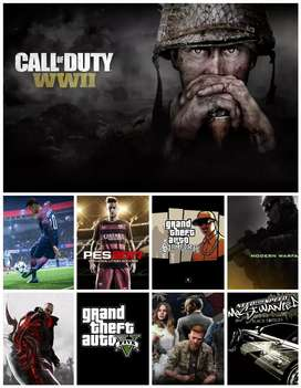 Pc games  new/ old in golaghat