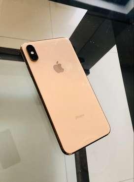 xs max 64gb golden