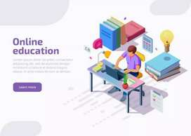 Make online teaching