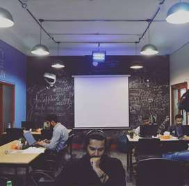 Coworking and Shared Service Office for Freelancers and Startups