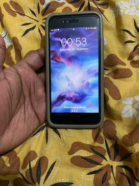 iPhone 7 128 GB Black in excellent condition with BOX