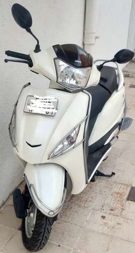 Parsi owned Hero Maestro DLX scooter for Sale