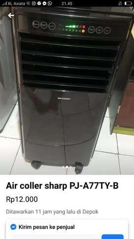 Air coller merk sharp